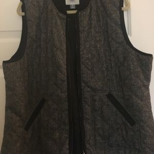 Zippered Vest